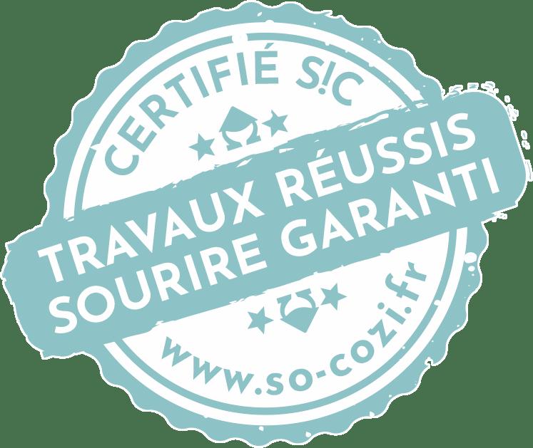 socozi professionnels qualifiés certifiés
